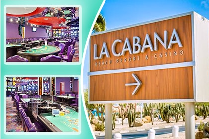 La Cabana Beach Resort & Glitz Casino