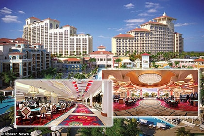 Покер в казино The Baha Mar Casino на Багамах