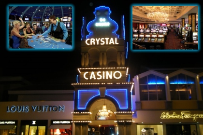 Джанкет-туры в казино Crystal Casino